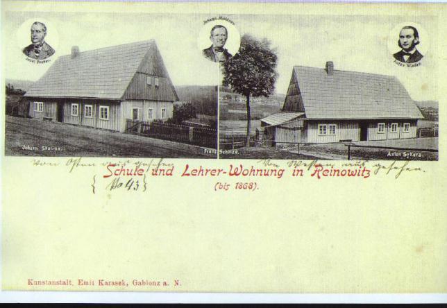 Původní stará škola