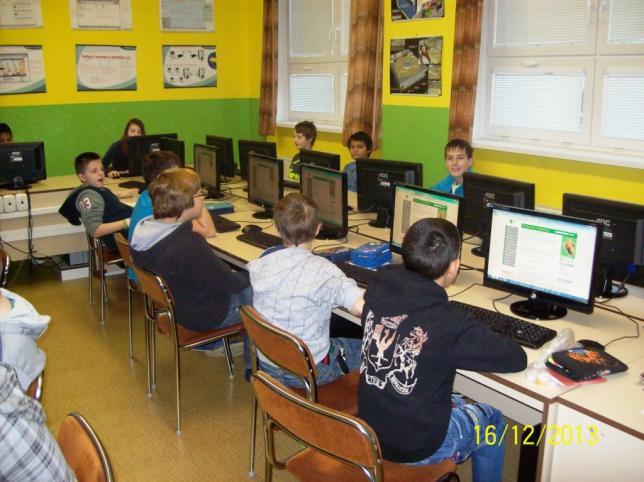 Učebna informatiky 2