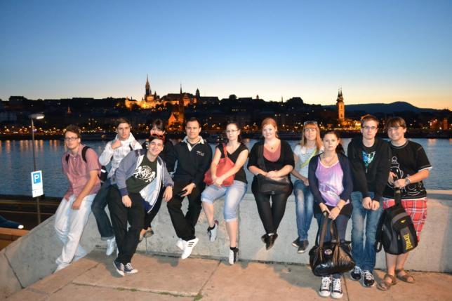 Budapešť 2012