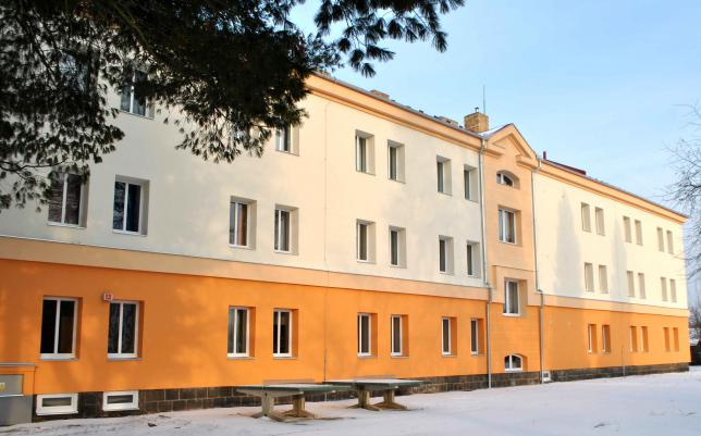 Budova domova mládeže