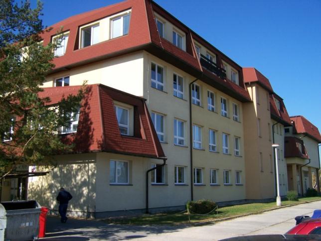 školní budova Táboritská