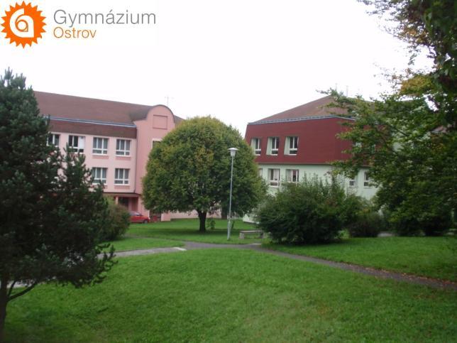 Areál gymnázia