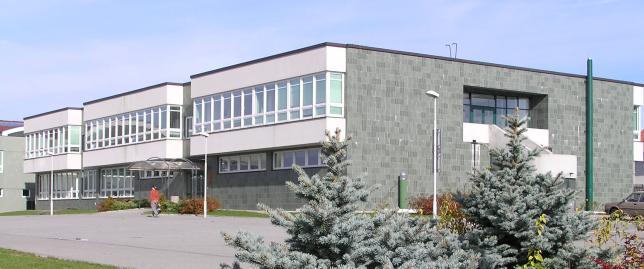 Budova OA Neveklov