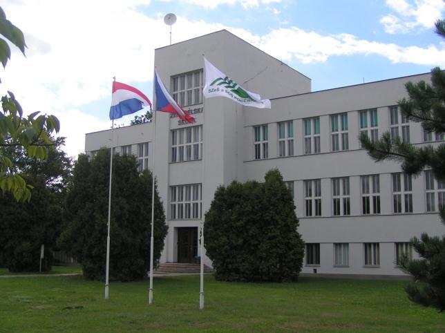 Střední odborná škola, Poděbrady, Boučkova 355