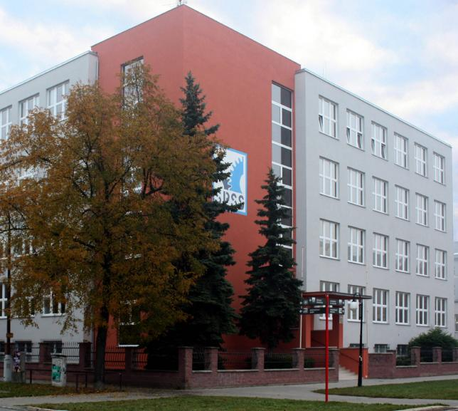 Budova SPŠ strojnické Olomouc