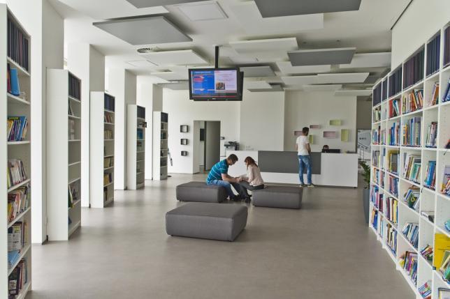 Knihovna - InfoHUB