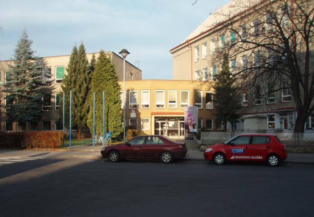 Obchodní akademie Opava - budovy školy