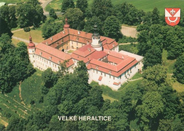 zámek Velké Heraltice
