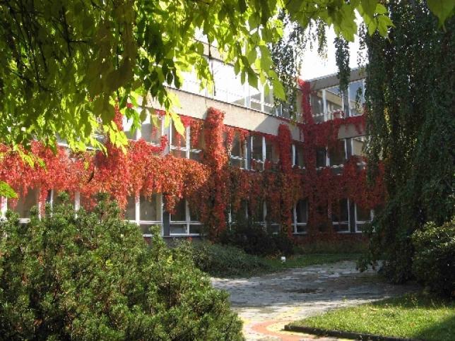 atrium školy