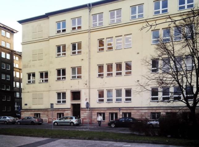 budova na Matiční ulici