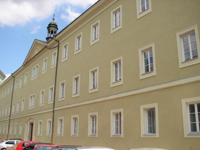 Budova Církevní konzervatoře Opava - ul. Beethovenova 1, 746 01  Opava