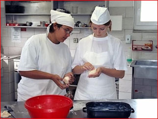 Kuchařské práce