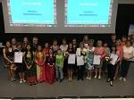 Evropskou jazykovou cenu Label 2016 získalo sedm českých projektů