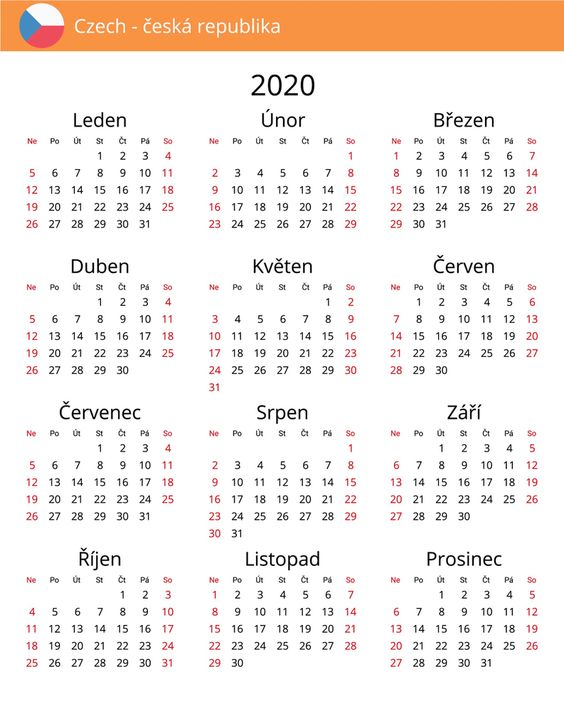 Jaké volné dny tě vtomto školním roce čekají?
